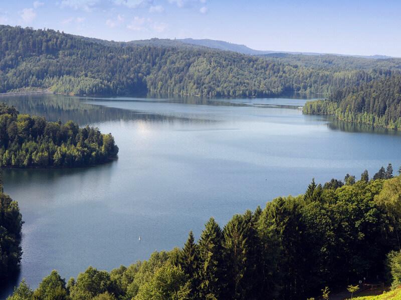 Lac pierre-percée